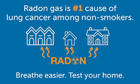 Radon testing in Greeley and Surrounding areas