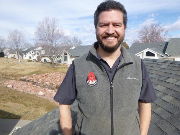 Chuck Bohall CHI PHI Certified Colorado Home Inspector