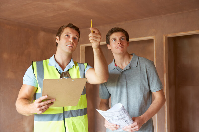 Fall Home Inspection Thornton