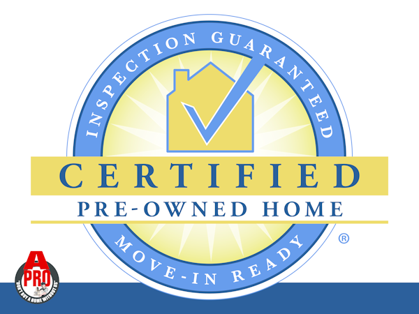 Certified Pre-Owned Home Inspection Greeley
